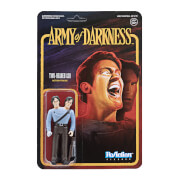 Super7 Army of Darkness ReAction Figure - Two-Headed Ash Action Figure