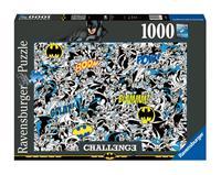 Ravensburger DC Comics Challenge Jigsaw Puzzle Batman (1000 pieces)