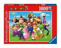 Ravensburger Nintendo Jigsaw Puzzle Super Mario (1000 pieces)