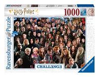 Ravensburger Harry Potter Challenge Jigsaw Puzzle Cast (1000 pieces)