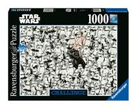 Ravensburger Star Wars Challenge Jigsaw Puzzle Darth Vader & Stormtroopers (1000 pieces)
