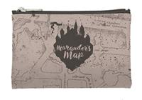 SD Toys Harry Potter Cosmetic Bag Marauders Map