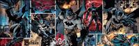 Clementoni DC Comics Panorama Jigsaw Puzzle Batman (1000 pieces)