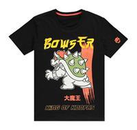 Difuzed Nintendo T-Shirt King Koopa Size S