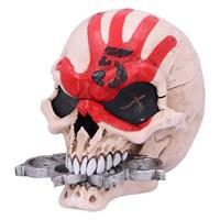 Nemesis Now Five Finger Death Punch Storage Box Skull