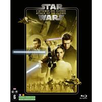 Star wars episode 2 - Attack of the clones (Blu-ray)