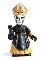The Loyal Subjects Ghost Action Vinyls Mini Figure Papa Emeritus III 8 cm
