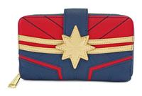 Loungefly Marvel by  Purse Captain Marvel
