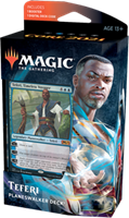 Wizards of The Coast Magic the Gatering - Core 2021 Planeswalker Deck Teferi