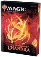 Wizards of The Coast Magic The Gathering - Signature Spellbook Chandra