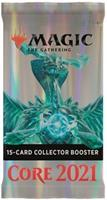Wizards of The Coast Magic The Gathering - Core 2021 Collectors Boosterpack