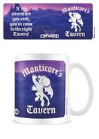 Pyramid International Onward Mug Manticore's Tavern