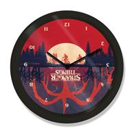 Pyramid International Stranger Things Wall Clock Upside Down