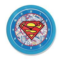 Pyramid International Superman Wall Clock Logo