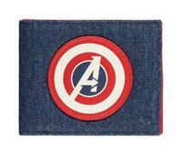 Difuzed Avengers Bifold Wallet Symbol