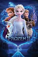 Pyramid International Frozen 2 Poster Pack Magic 61 x 91 cm (5)