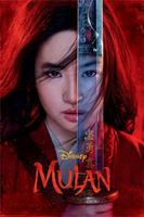 Pyramid International Mulan Poster Pack Be Legendary 61 x 91 cm (5)