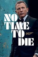 Pyramid International James Bond No Time To Die Poster Pack Azure Teaser 61 x 91 cm (5)