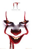 Pyramid International It Chapter Two Poster Pack Pennywise Face 61 x 91 cm (5)