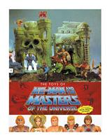 Dark Horse Masters of the Universe Art Book The Toys of He-Man and The Masters of the Universe *English Ver.*
