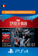 sony Marvel's Spider-Man: The Heist - ps4
