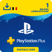 sony PlayStation Plus 1 maand