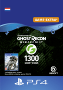 ubisoft Ghost Recon Breakpoint - 1200 (+100) Ghost Coins - ps4