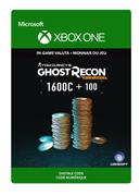 ubisoft Ghost Recon Wildlands 1700 GR credits
