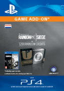 ubisoft 1200 Rainbow Six Siege Credits - ps4