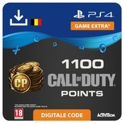 activision 1100 Call of Duty: Modern Warfare Points - ps4