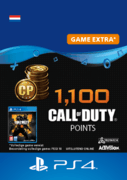 activision 1100 Call of Duty: Black Ops 4 Points - ps4