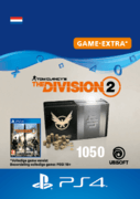 ubisoft 1050 The Division 2 Premium Credits - ps4