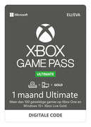 microsoft Xbox Game Pass Ultimate 1 maand