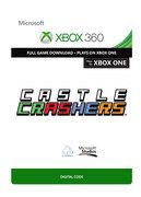 microsoft Castle Crashers