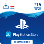sony PlayStation Store Card€15