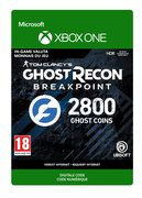 ubisoft Ghost Recon Breakpoint : 2400 (+400 bonus) Ghost Coins