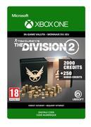 ubisoft 2250 The Division 2 Premium Credits
