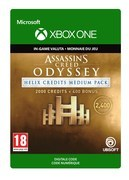 ubisoft Assassin's Creed Odyssey Helix Credits Medium Pack