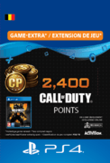 activision 2400 Call of Duty: Black Ops 4 Points - ps4