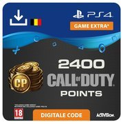 activision 2400 Call of Duty: Modern Warfare Points - ps4