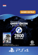 ubisoft Ghost Recon Breakpoint - 2400 (+400) Ghost Coins - ps4