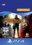 ubisoft The Division 2 - Warlords of New York - Expansion - ps4