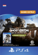 ubisoft Ghost Recon Breakpoint - Year 1 Pass - ps4