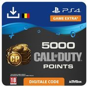 activision 5000 Call of Duty: Modern Warfare Points - ps4