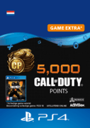 activision 5000 Call of Duty: Black Ops 4 Points - ps4