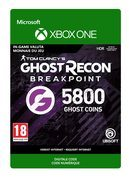ubisoft Ghost Recon Breakpoint : 4800 (+1000 bonus) Ghost Coins
