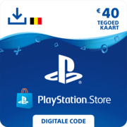 sony PlayStation Store Card€40