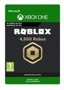 roblox 4500 Robux voor