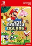 nintendo New Super Mario Bros.€ U Deluxe -  Switch
