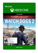 ubisoft Watch Dogs 2 - Deluxe Edition - XBOX One